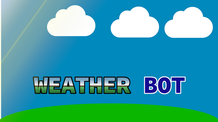 Cover image for Weather Bot