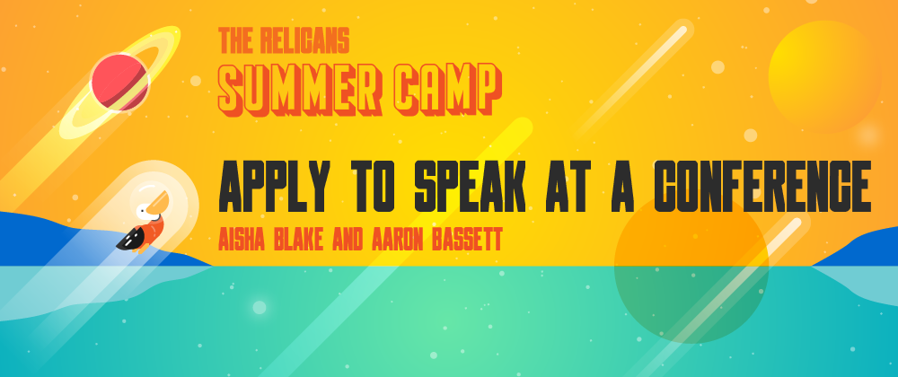 Cover image for Relicans Summer Camp Week 4: Public Speaking Week