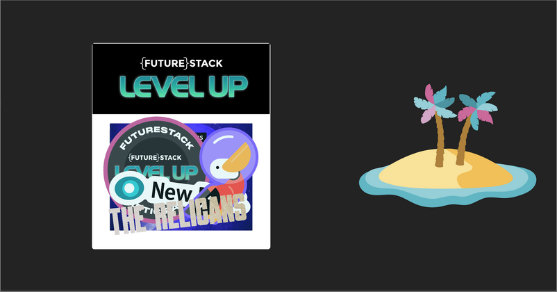Cover image for Tell us your fave FutureStack moment & win stickers!