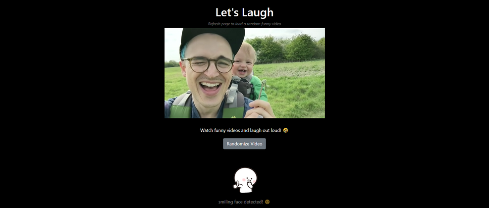 Cover image for Let's Laugh Together