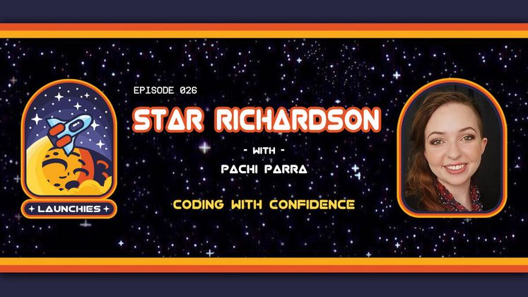 Cover image for Coding with Confidence with Star Richardson