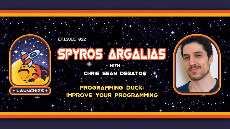 Cover image for Programming Duck: Improve Your Programming with Spyros Argalias