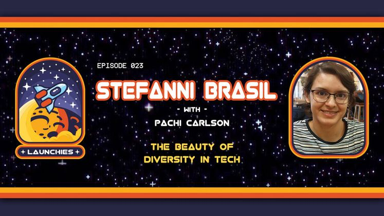 Cover image for The Beauty of Diversity in Tech with Stefanni Brasil
