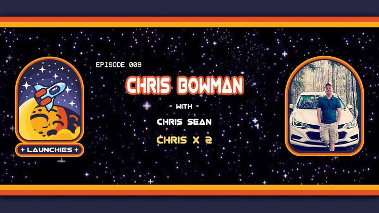 Cover image for Chris x 2 with Chris Bowman