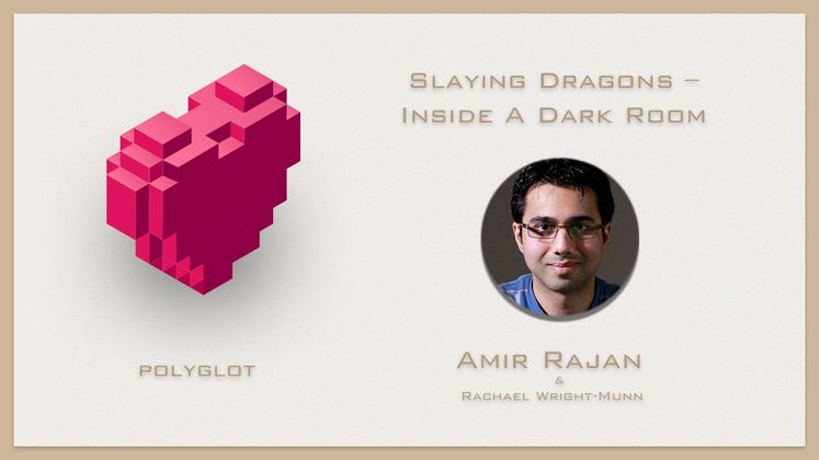 Cover image for Slaying Dragons – Inside A Dark Room with Amir Rajan