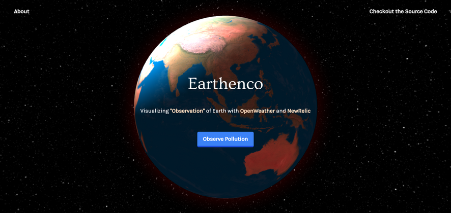 Cover image for Earthenco - The AIR Lighthouse