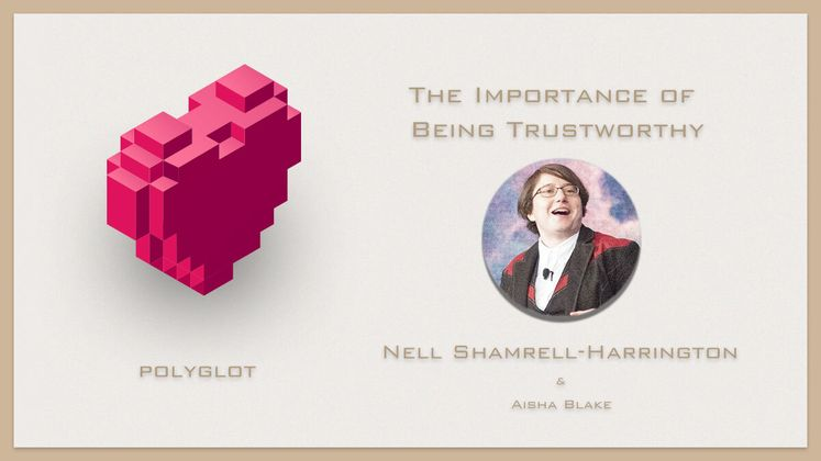 Cover image for The Importance of Being Trustworthy with Nell Shamrell-Harrington