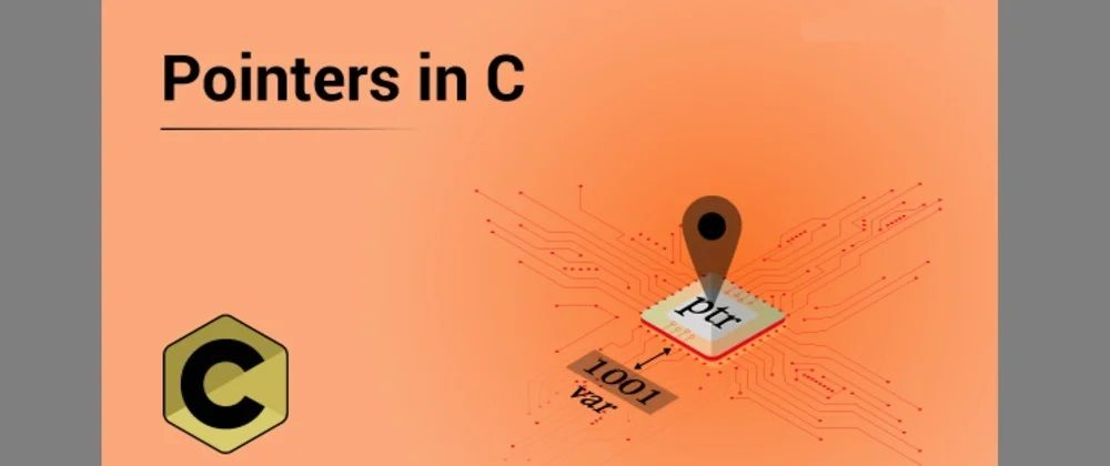 Cover image for Pointers in C Programming